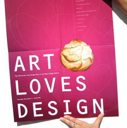 ART LOVES DESIGN