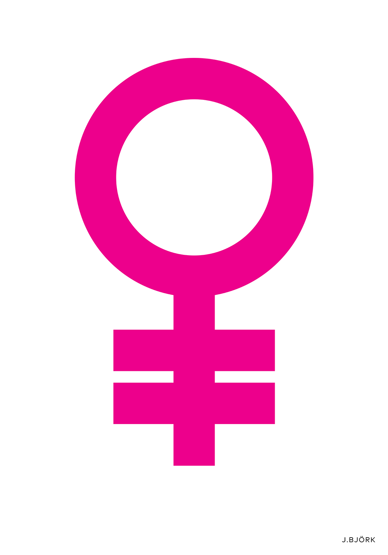 J.Björk: Feminism = Equality